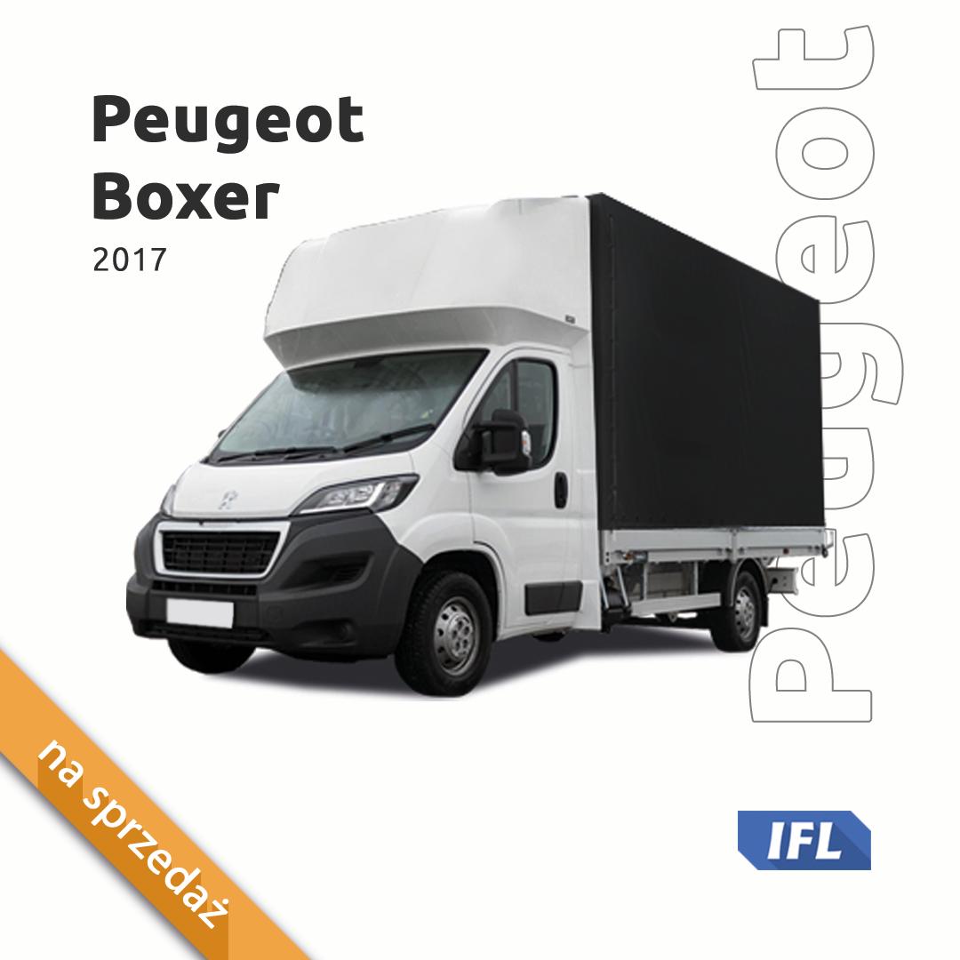 Peugeot Boxer Boxer 335